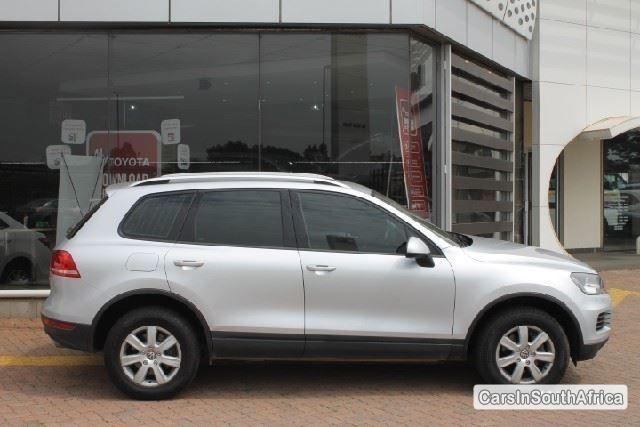 Picture of Volkswagen Touareg Automatic 2011