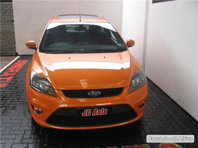 Picture of Ford Focus Manual 2009