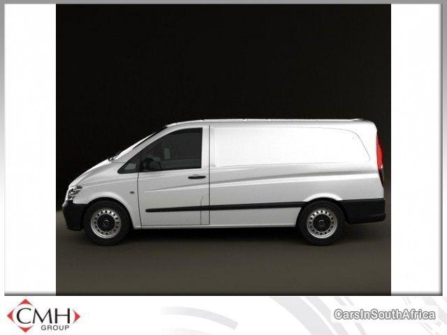 Picture of Mercedes Benz Vito Manual 2012