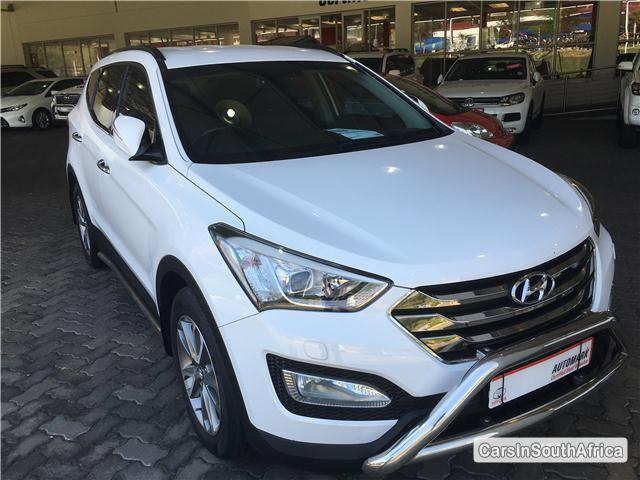 Pictures of Hyundai Santa Fe Automatic 2013