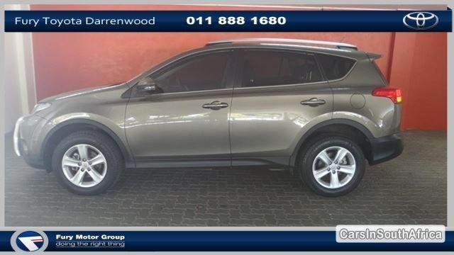 Picture of Toyota RAV-4 Automatic 2013