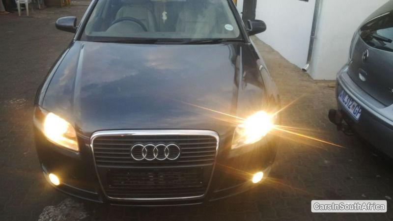 Picture of Audi A4 Manual 2007