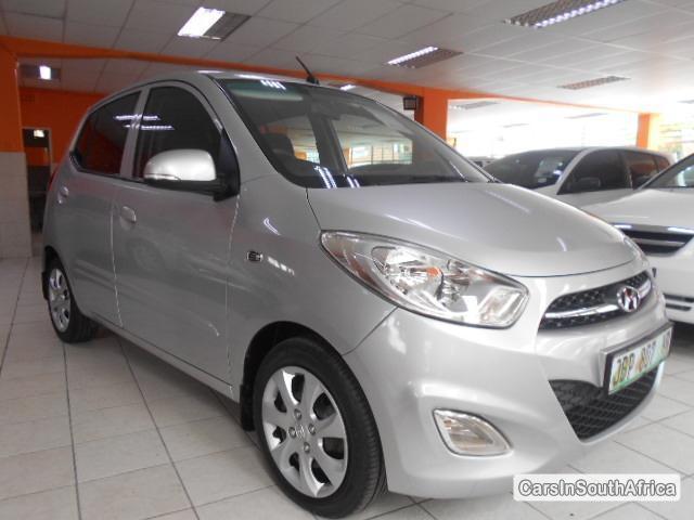 Picture of Hyundai i10 Manual 2011