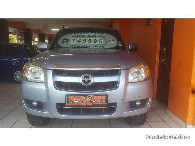 Picture of Mazda BT-50 Manual 2007