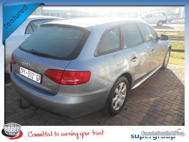 Picture of Audi A4 Automatic 2010