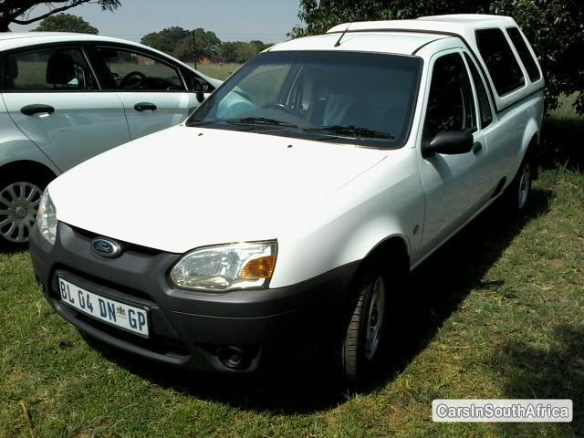 Picture of Ford Bantam Manual 2011