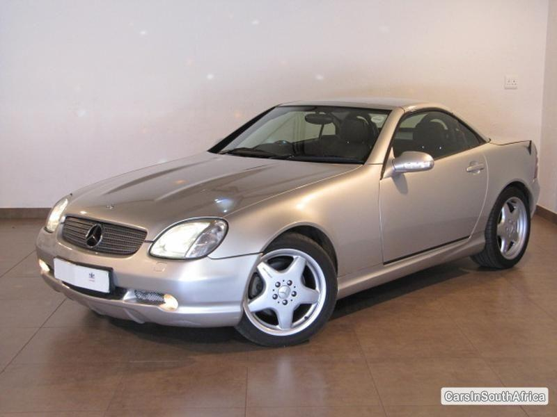 Picture of Mercedes Benz SLK-Class Automatic 2001