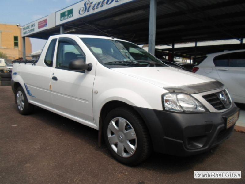 Picture of Nissan NP200 Manual 2013