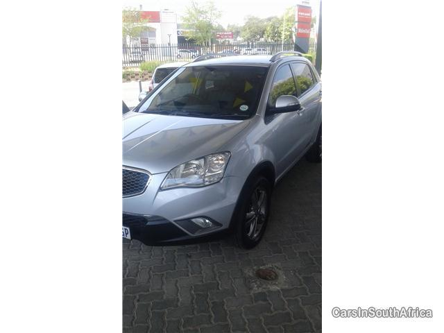 Picture of SsangYong Korando Automatic 2012