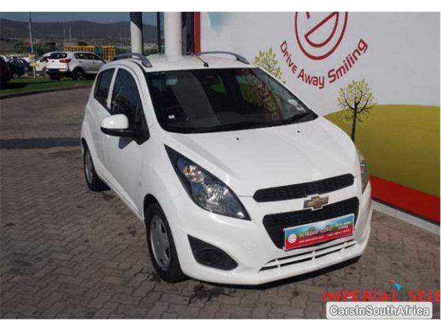 Pictures of Chevrolet Spark Manual 2014