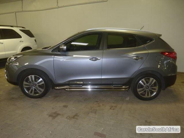 Picture of Hyundai ix35 Manual 2014