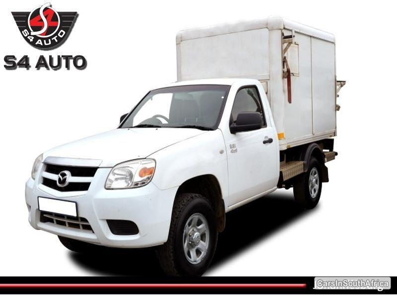 Picture of Mazda BT-50 Manual 2009