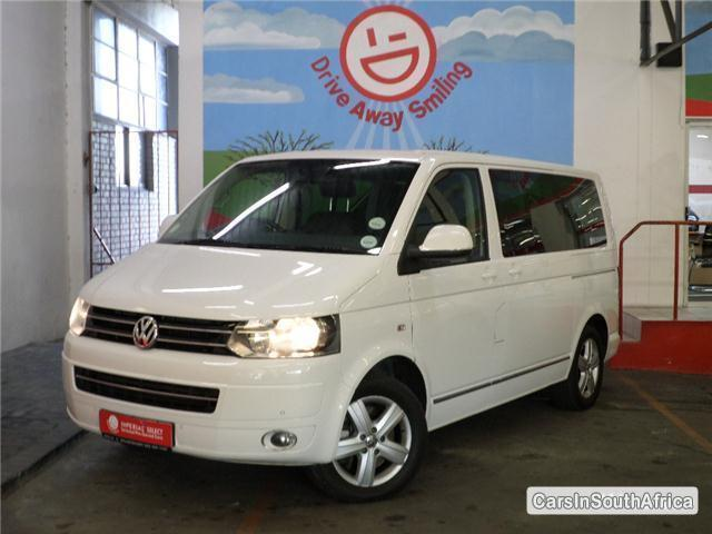 Picture of Volkswagen Caravelle Automatic 2011