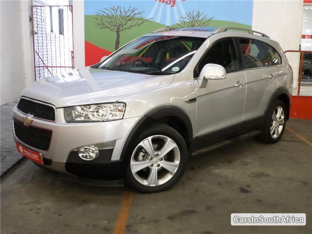 Picture of Chevrolet Captiva Automatic 2013
