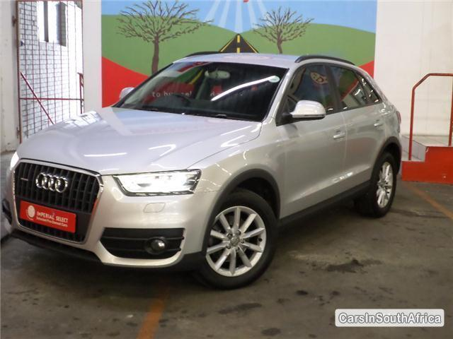 Picture of Audi Q3 Manual 2012