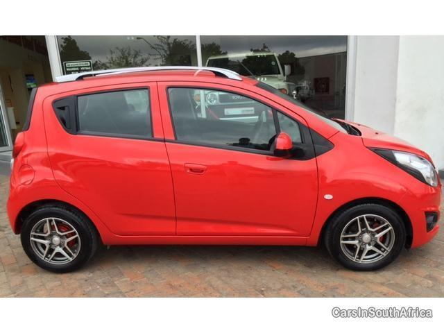 Picture of Chevrolet Spark Manual 2013