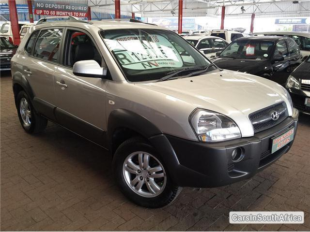 Pictures of Hyundai Tucson Manual 2008