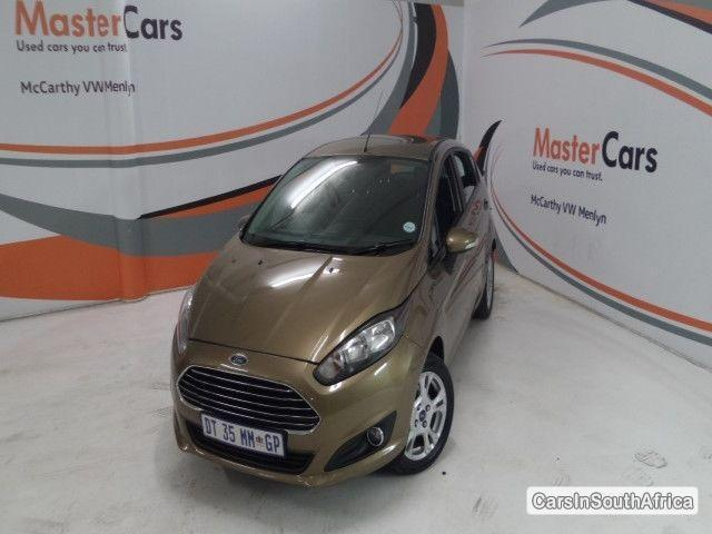 Picture of Ford Fiesta Manual 2014