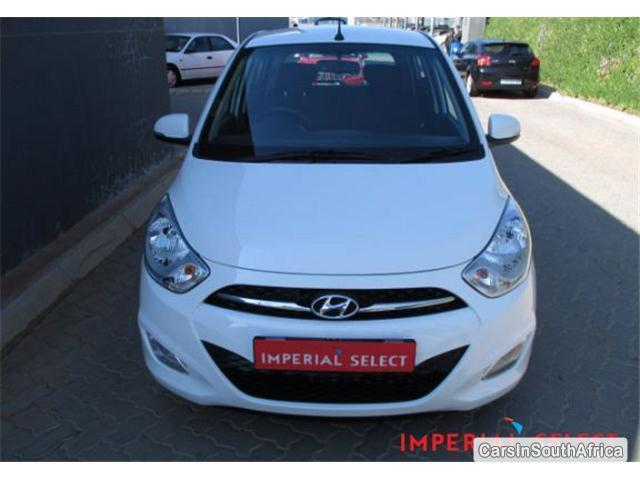 Picture of Hyundai i10 Manual 2016