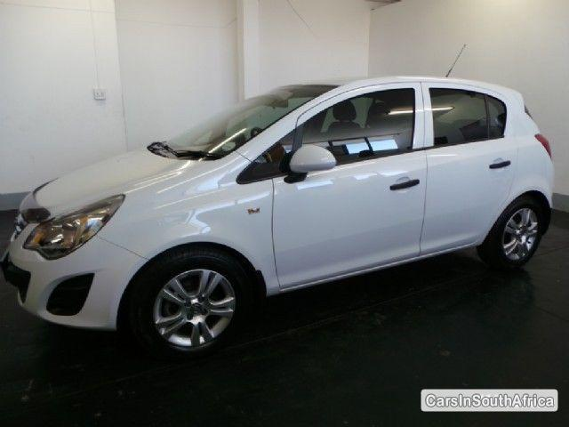 Picture of Opel Corsa Manual 2013