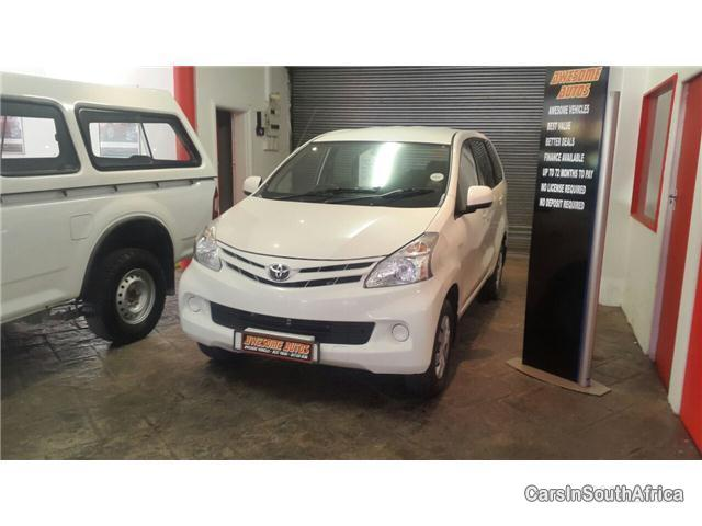 Picture of Toyota Avanza Manual 2013