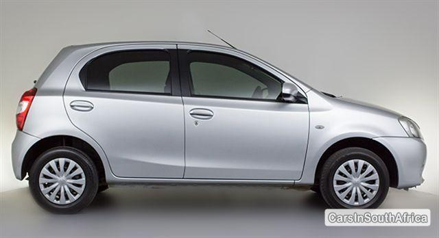 Picture of Toyota Etios Manual 2014