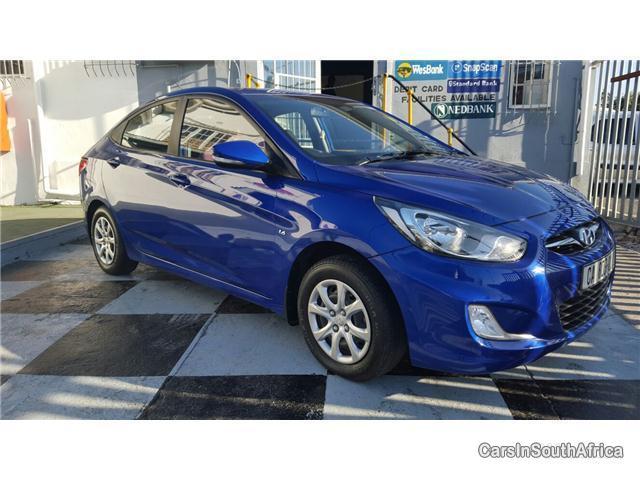Hyundai Accent Manual 2011