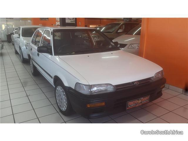 Toyota Conquest Manual 1998