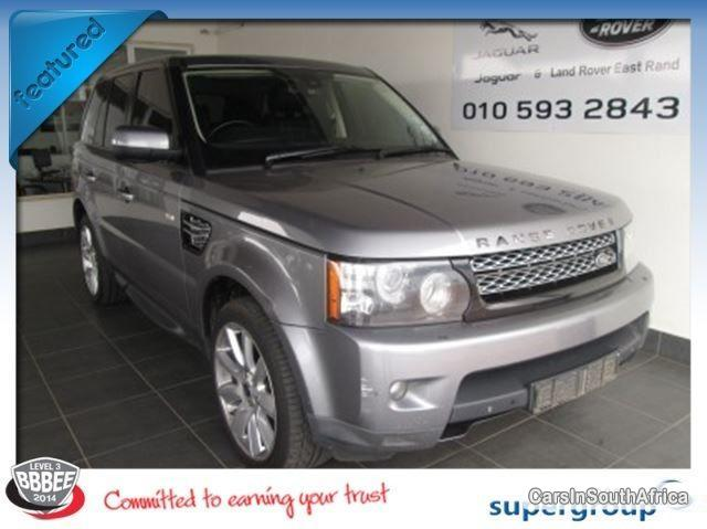 Land Rover Range Rover Automatic 2012