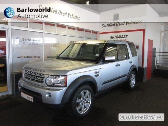 Land Rover Other Automatic 2010