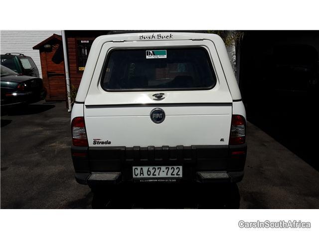 Fiat Strada Manual 2008 in Western Cape