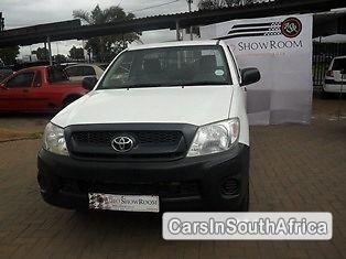 Toyota Hilux Manual 2011 in Gauteng