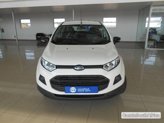Ford EcoSport Manual 2016 in North West