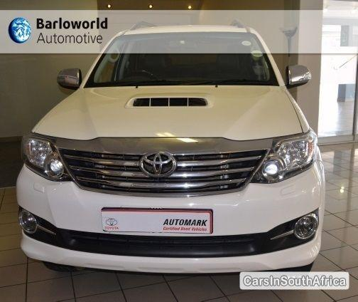 Toyota Other Automatic 2015 in Western Cape