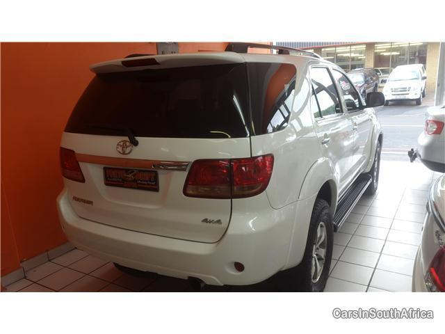 Toyota Fortuner Manual 2007 in Western Cape