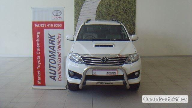 Toyota Fortuner Automatic 2013 in Western Cape