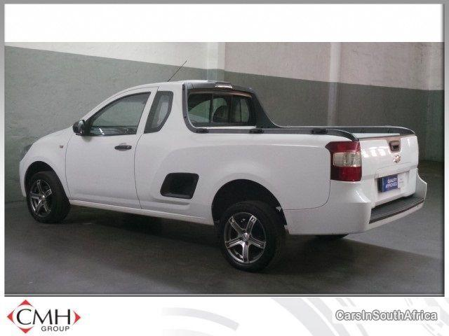 Chevrolet Utility Manual 2012 in South Africa