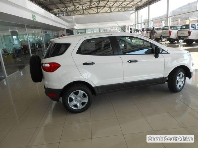 Ford EcoSport Manual 2016 in South Africa