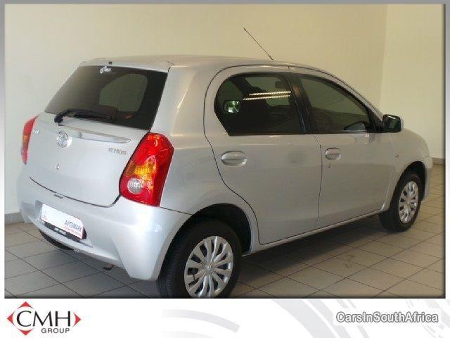 Toyota Etios Manual 2012 in South Africa
