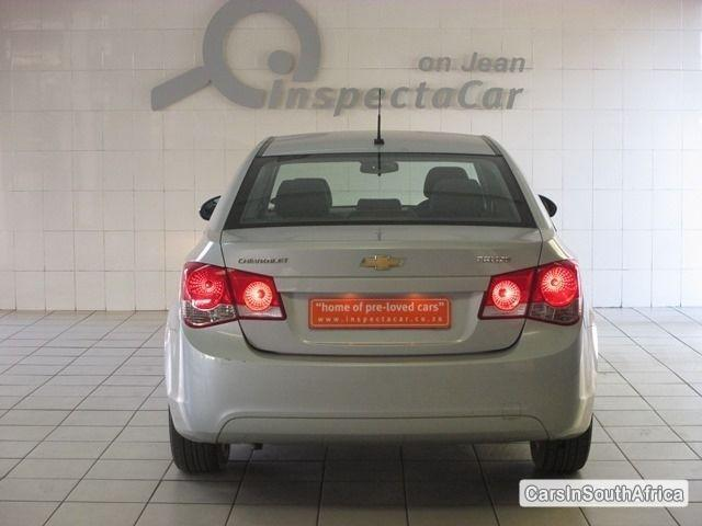 Chevrolet Cruze Manual 2012 in South Africa