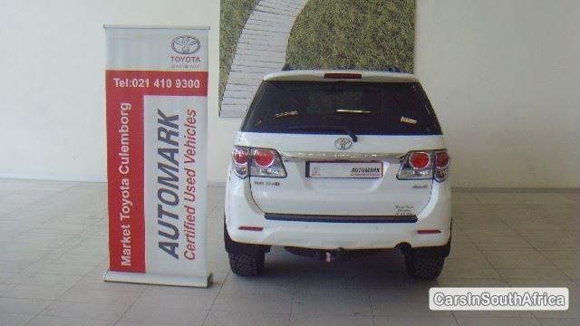 Toyota Fortuner Automatic 2013 in South Africa