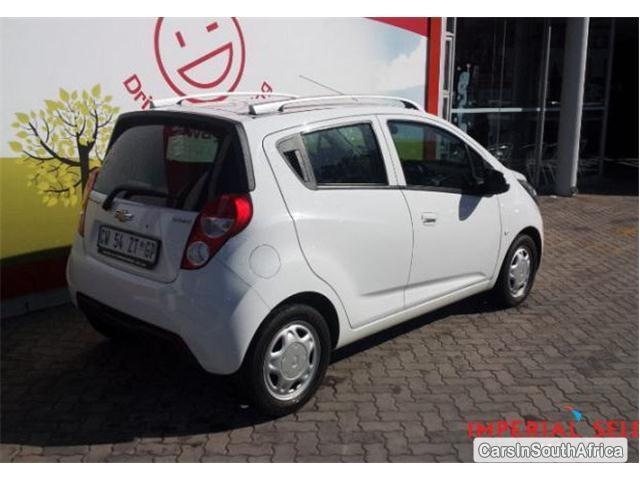 Chevrolet Spark Manual 2014 in South Africa