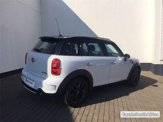 Mini Countryman Manual 2011 in South Africa