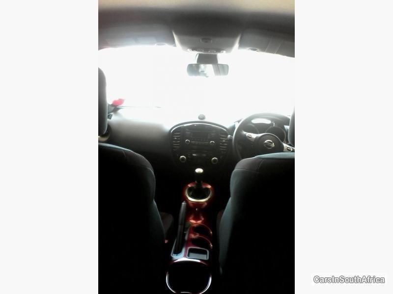 Nissan Juke Manual 2012 - image 5