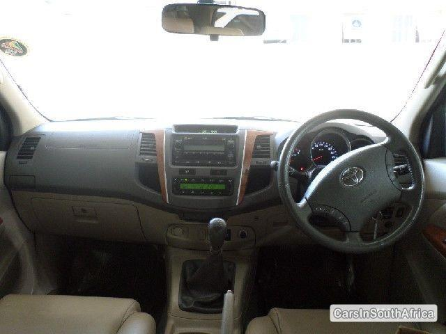 Picture of Toyota Fortuner Manual 2010 in Gauteng