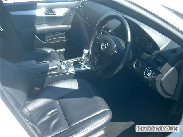 Picture of Mercedes Benz C-Class Automatic 2010 in Gauteng