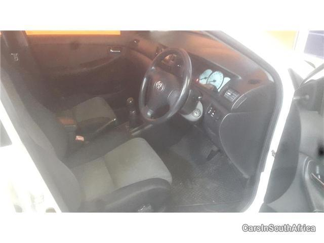 Picture of Toyota Corolla Manual 2003 in Western Cape