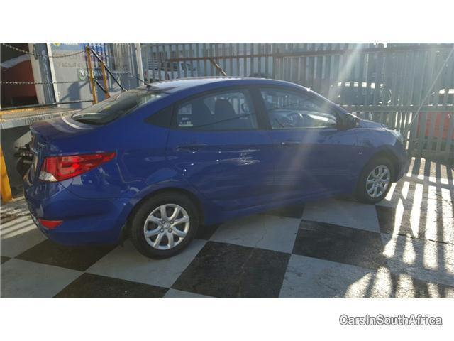 Picture of Hyundai Accent Manual 2011 in South Africa