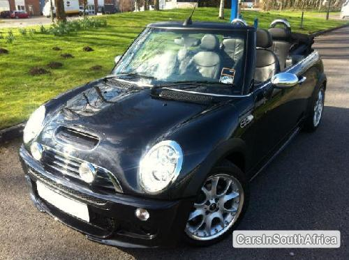 Picture of Mini Cooper Manual 2006