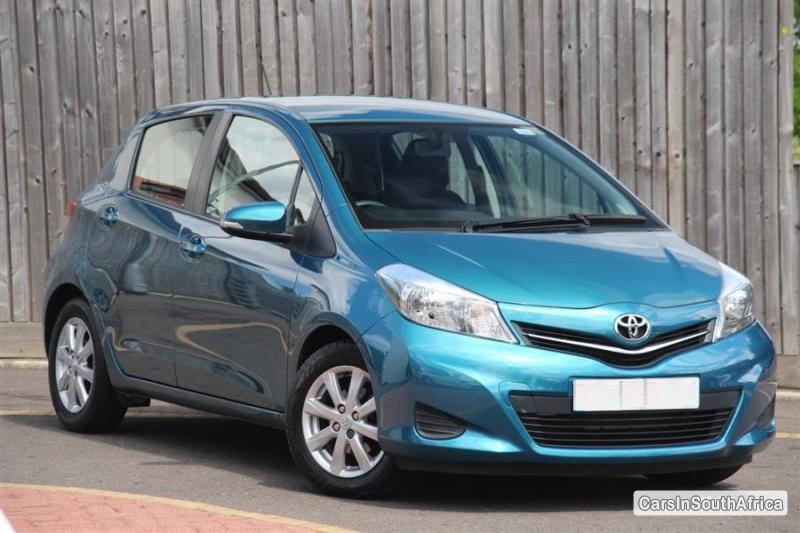 Picture of Toyota Yaris Automatic 2013